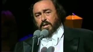 Luciano Pavarotti - Ah! La paterna mano (Llangollen, 1995)