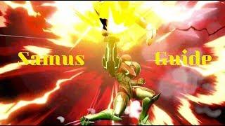 SSBU Competitive Samus Guide (and Dark Samus)