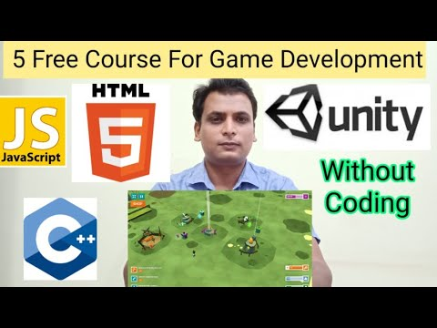 Game Programming    5 best free course for game development