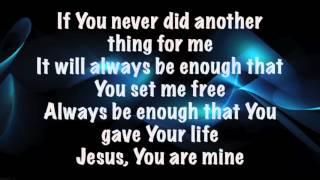 Christy Nockels - If You Never - (with lyrics) (2015)