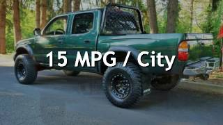 "2001 Toyota Tacoma SR5 V6 4dr Double Cab Lifted 32"" BFG 4x4 for sale in Milwaukie, OR"