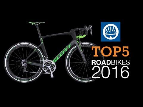 Top 5 – Road Bikes 2016