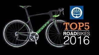 Top 5 xe đạp đua (Road bike) năm 2016
