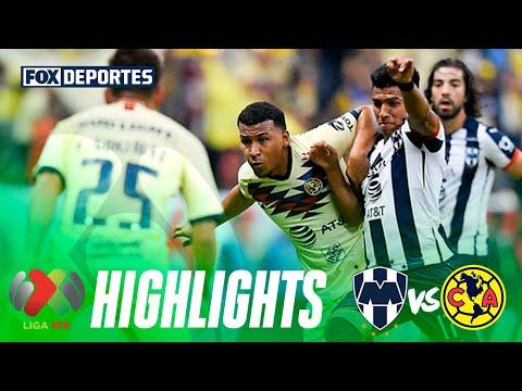 Rayados de Monterrey 1-0 Club América | HIGHLIGHTS | Jornada 2 | Liga MX