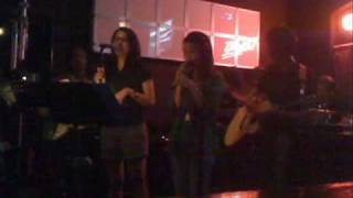 Sofia & Raudah - Sha La La @ Actors Bar