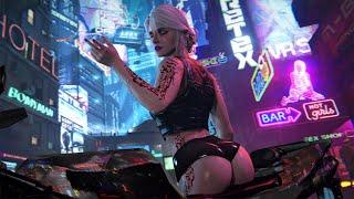 Crime City Nights   Cyberpunk  Dark Synthwave