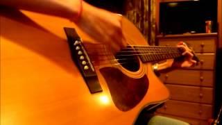 """Aaron Watson's """"Getaway Truck"""" acoustic guitar cover"""