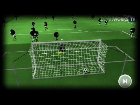Stickman Soccer 2018 Android Gameplay   Offline Mode #2.