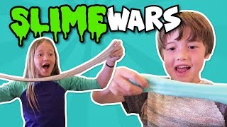 Which SLIME recipe sticks to carpet and guarantees glitter stuck in crevasses