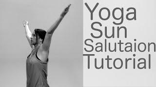 5 minute yoga poses sun salutation tutorial with fightmaster yoga