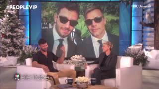Ricky Martin cuenta cómo le pidió la mano a Jwan Yosef