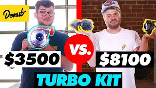 $3,500 Single Turbo Kit vs. $8,100 Twin Turbo Kit | HiLow
