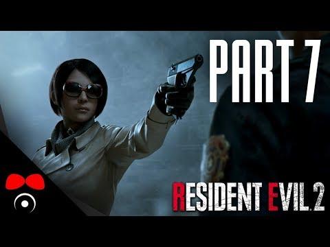 MISE ZA ADU WONG! | Resident Evil 2 #7