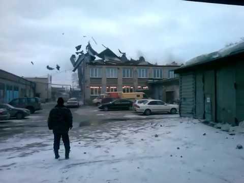 Прохладный сибирский ветерок