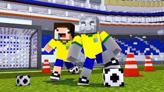 WM FUßBALL CHALLENGE MIT CENTEX IN MINECRAFT Most Popular Videos - Minecraft fubball spielen
