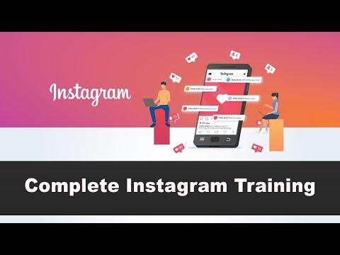 Instagram Marketing Complete Course - Real life case studies, tips & tricks