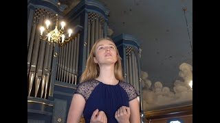 "Sigrid Haanshus - ""O Holy Night"""