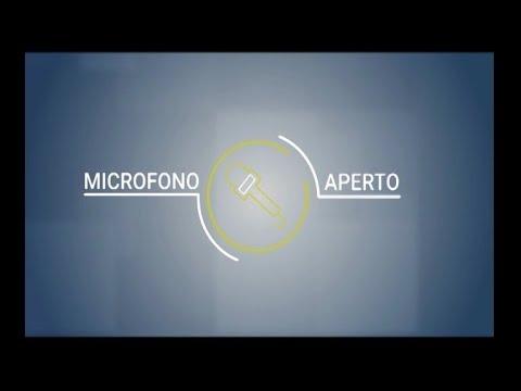 MICROFONO APERTO CON GIUSEPPE FOSSATI