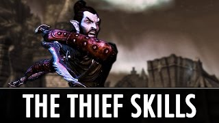 Skyrim Mod: The Thief Skills - Perk Overhaul - Ordinator