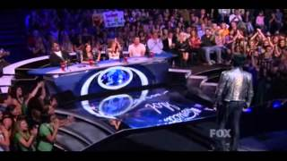 Ring of fire by Adam Lambert American Idol