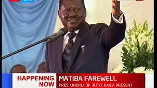 The Kenneth Matiba described Jaramogi as a