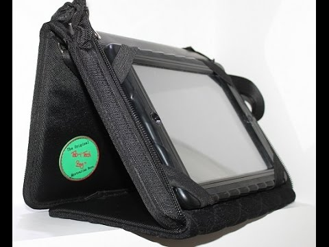 The Original 'Tab-i Tech Bag' Australian Born