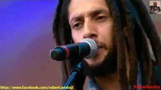 Julian Marley -Positive Vibration-  Summerjam 2010 -