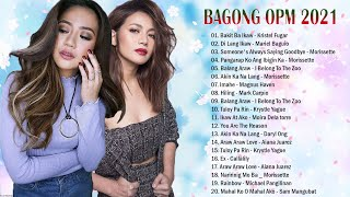 Bagong OPM Ibig Kanta 2021 Playlist - Juris Fernandez, Kyla, Angeline Quinto, Morissette