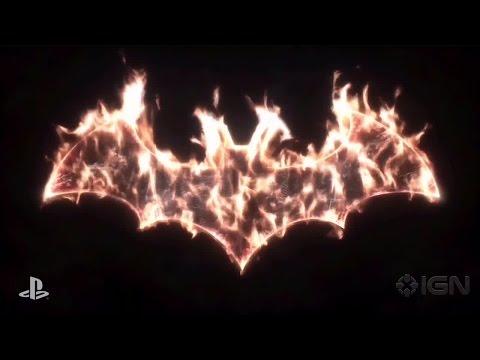 《蝙蝠俠:阿卡漢騎士》E3 最新預告公開!