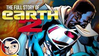 "Earth 2 ""Death of Batman & Superman to New Justice League"" - Full Story | Comicstorian"