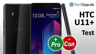HTC U11+ | Test deutsch