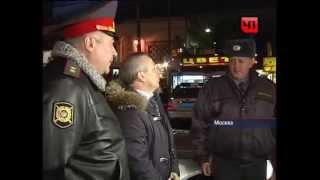 Встреча с генералом стала полной неожиданностью для столичных милиционеров