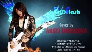 Steve Vai - Liberty Cover by Andri Indrajaya