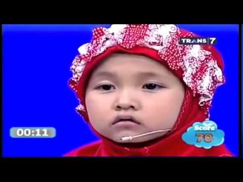 Cute MUSLIM Kid Succeeds Holy-Quran Contest