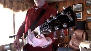 Wheels of Fire - Judas Priest (guitar cover)