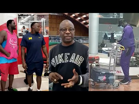 Exclusif - l'arrivé de Balla Gaye 2 en France, son coach Moussa Fall qui...