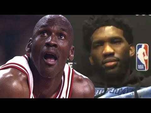 "Joel Embiid DISSES Michael Jordan! ""He Is NOT The GOAT""!"