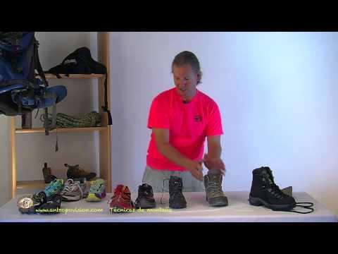 Cómo elegir el calzado de montaña para realizar senderismo