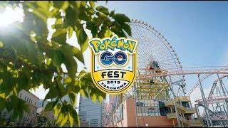 Pokémon GO Fest in Yokohama 2019