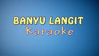 Banyu Langit (karaoke) Teks Berjalan