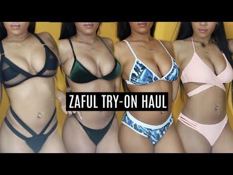CHEAP ZAFUL BIKINI TRY-ON HAUL | My Honest Review