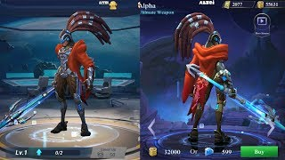Mobile Battleground Blitz VS Mobile Legends