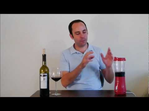 Hyperdecanting: Better Wine In A Minute