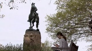 Fight to remove Confederate statues in the South face legal hurdles