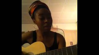 No ordinary love  ( Sade Cover by Ntjam Rosie )