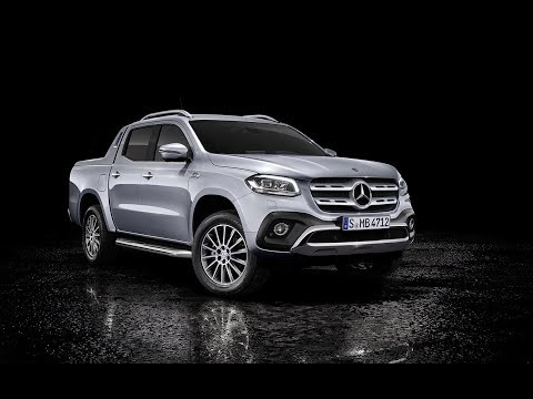 Much Needed V6 Mercedes X Class Arrives With 258 HP