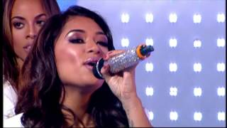 The Saturdays - Not Giving Up (This Morning 2014)