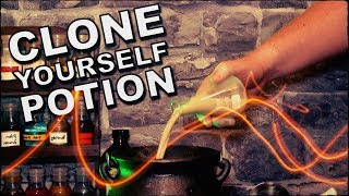 How To Make A Clone Of Yourself With A Potion
