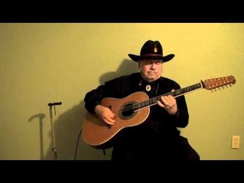12 String Guitar - Caliente Salsa Verde