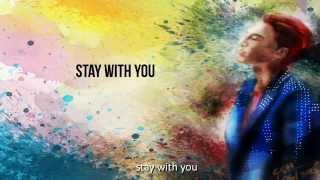 Kim Feel, Stay With Me, Eng/Rom Lyrics